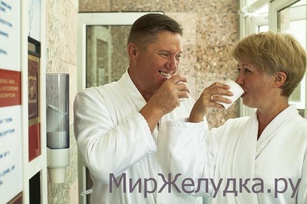 Санаторное лечение при гастроэнтерите