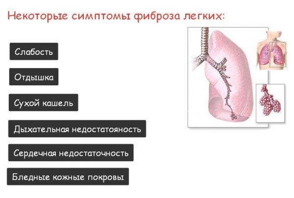 Легочный фиброз - симптомы, лечение и профилактика