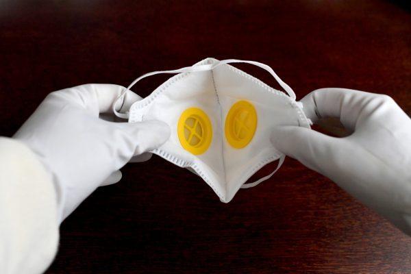 Респиратор против коронавируса своими руками